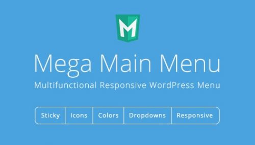 Tải về Plugin Mega Main Menu Version 2.2.0