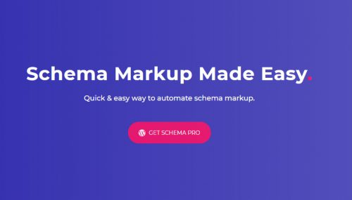 Tải về Plugin Schema Pro Version 2.0.0