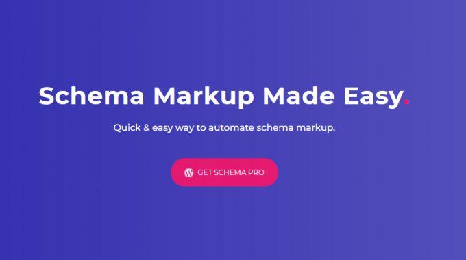 Tải về Plugin Schema Pro Version 1.6.1