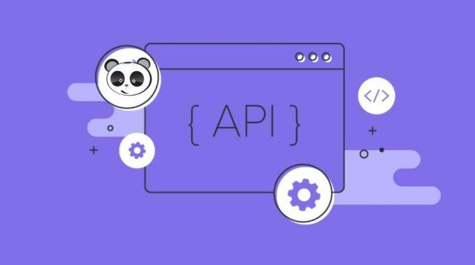 Danh sách API cho lập trình viên thực hành khi học