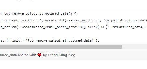 Hiển thị code trong WordPress không cần dùng Plugin
